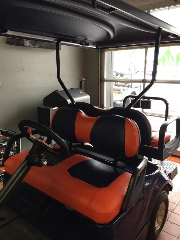 2012 Yamaha YDRAKX 4 Seat Golf Cart