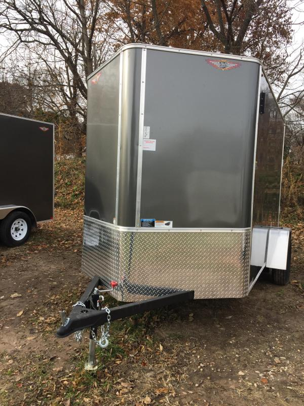 2020 H and H Trailer H7210SFTV-035 Enclosed Cargo Trailer