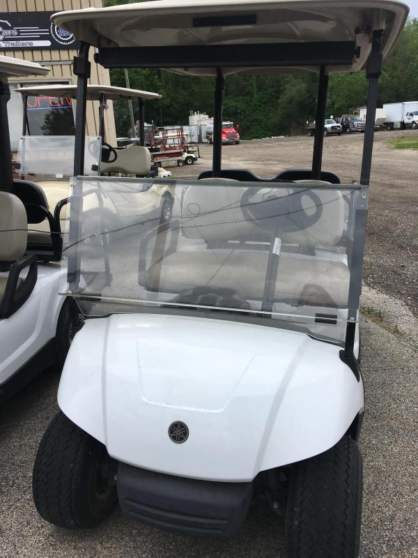 2014 Yamaha YDRA 4 Seat Golf Cart Gas Carbureted