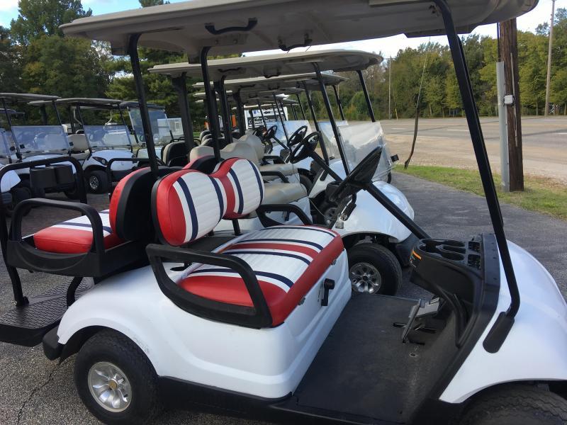 2012 Yamaha YDRAKX2 Golf Cart