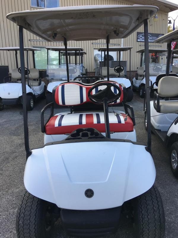 2012 Yamaha YDRAKX2 Golf Cart