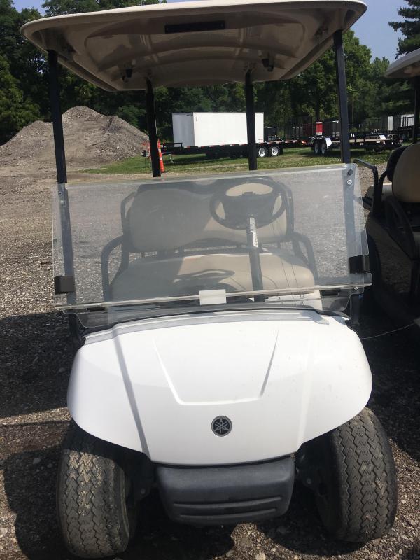 2011 Yamaha YDRAXP Drive Golf Cart 4 Seat