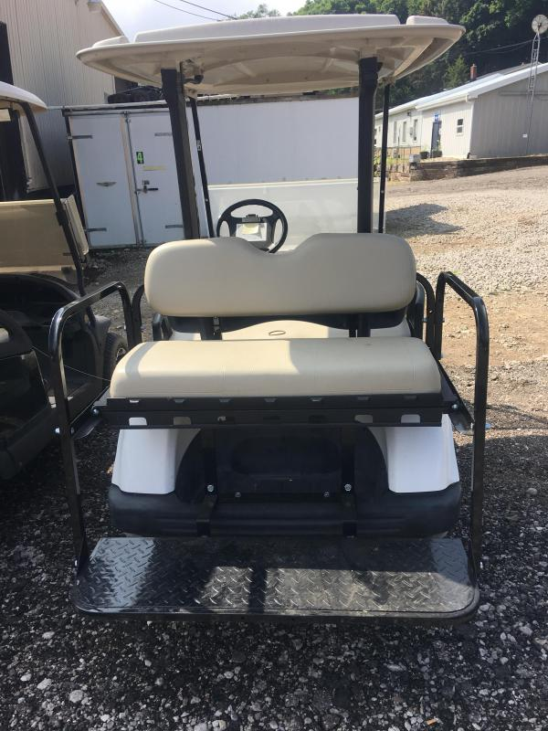 2011 Yamaha YDRAXP Drive Golf Cart 4 Passenger