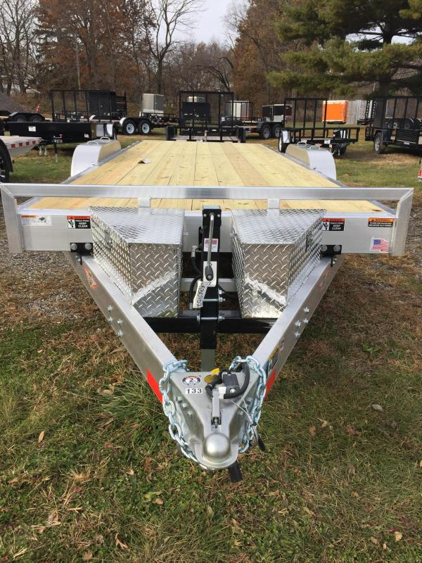 2020 H and H Trailer H8220EXA-100 Speedloader Trailer