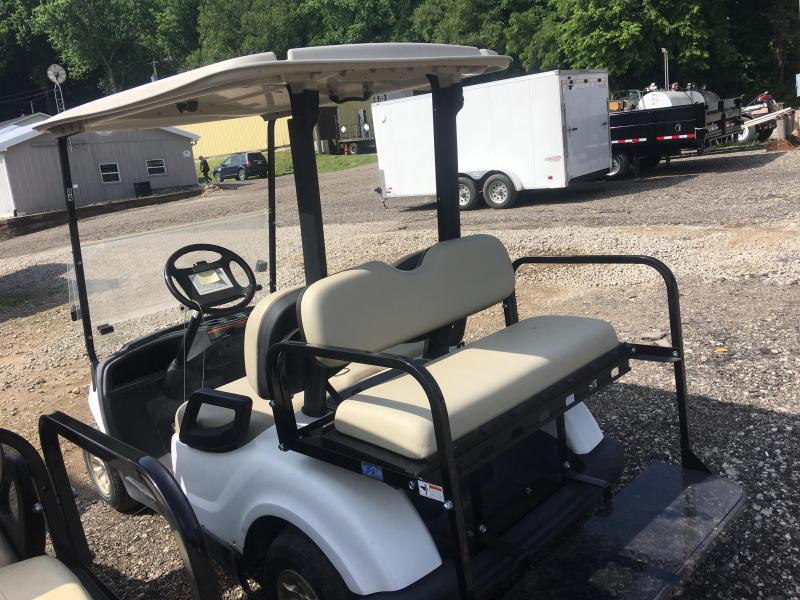 2010 Yamaha YDRAX Drive Golf Cart 4 Passenger