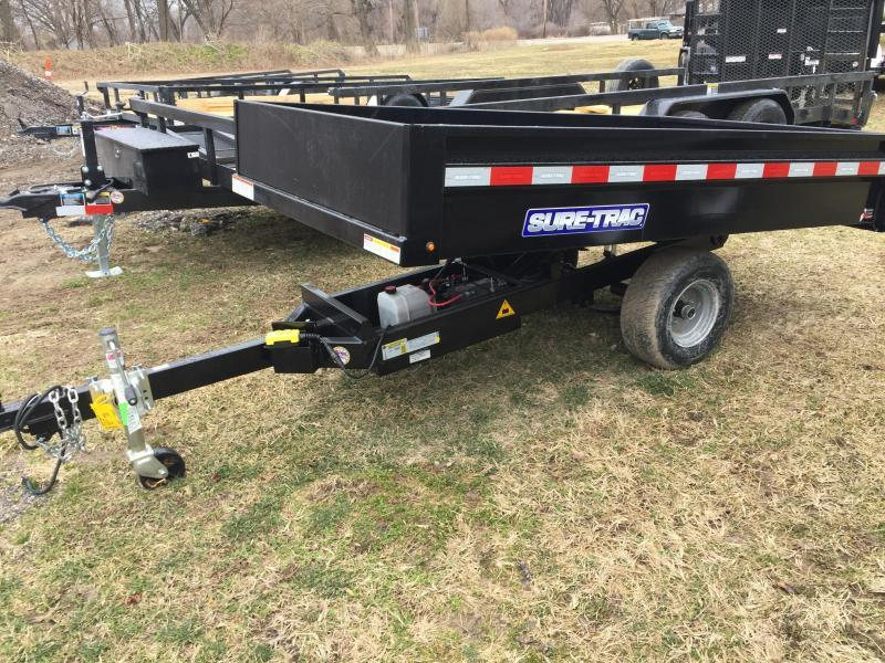 2020 Sure-Trac ST5408D-B Dump Trailer