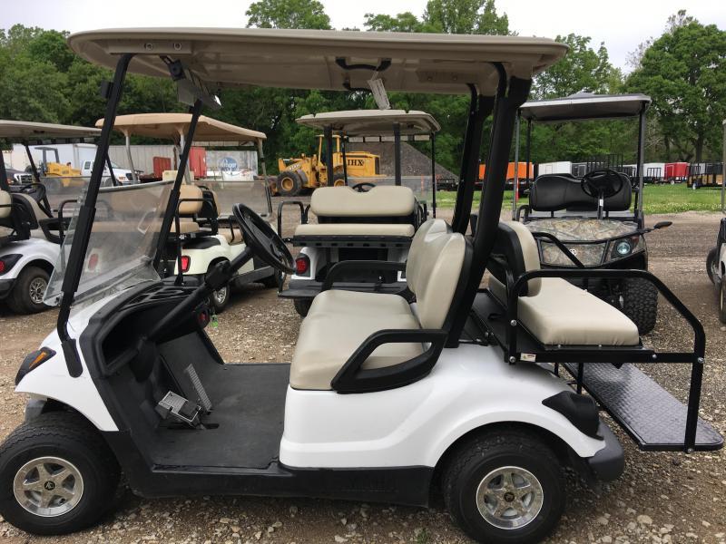 2011 Yamaha Drive YDREX Golf Cart