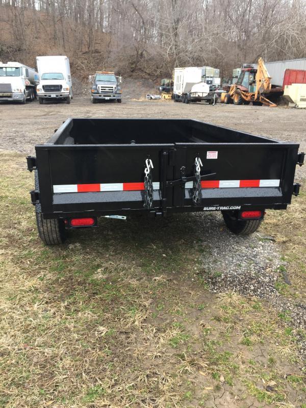 2020 Sure-Trac 62in x 8 LProfile Dump 5K Single Ram