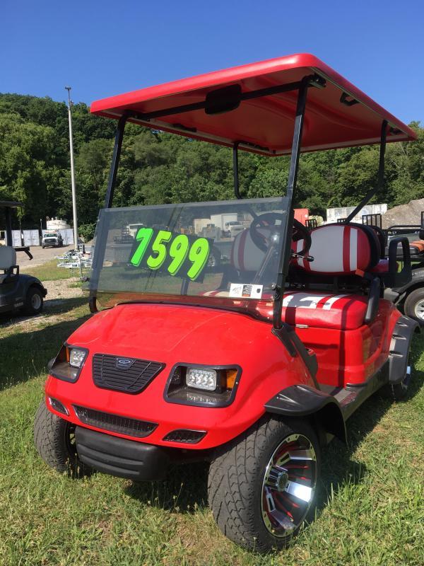 2010 Yamaha YDRAX Drive Customized Golf Cart 4 Seat