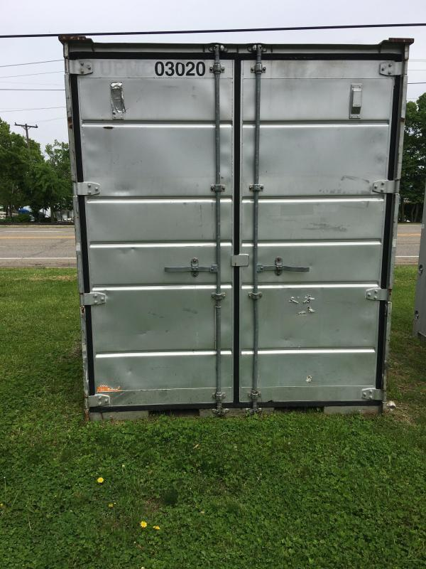 Other Steel Storage Container Enclosed