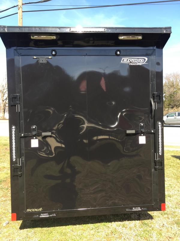2020 Bravo Trailers SC612SA Enclosed Cargo Trailer