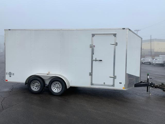 2019 Stealth Trailers 6X16 TANDEM MUSTANG SERIES Utility Trailer