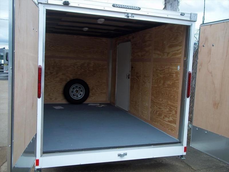 2014 Haulmark KD7X12WS2 Enclosed Cargo Trailer