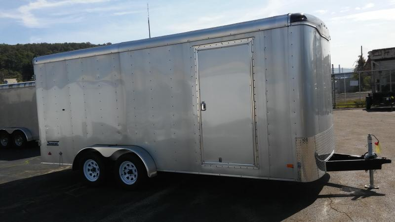 2016 Haulmark TST7X18WT2 Enclosed Cargo Trailer