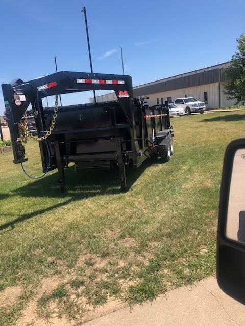 2019 20k Dump Trailer Available