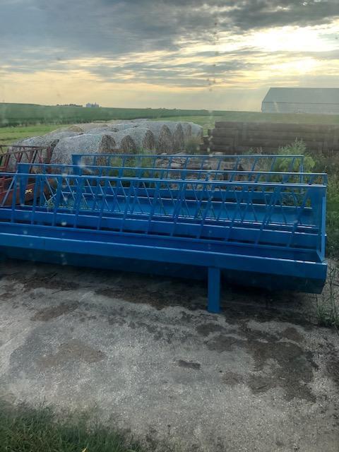 2018 Werk Weld Fenceline Bunks