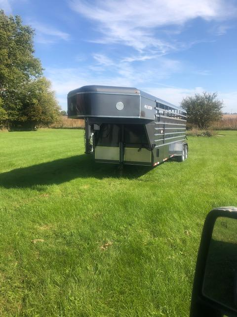 2019 Pacesetter Trailers Livestock