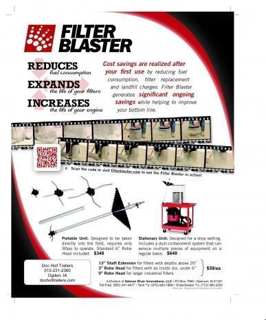 Air Filter Blaster