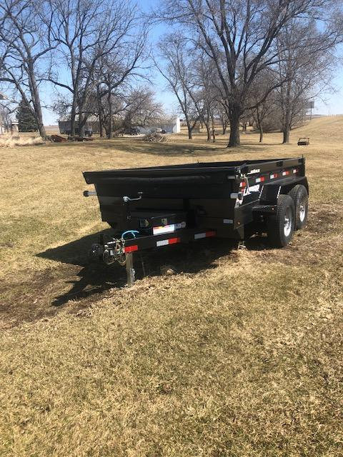 2020 Lamar Trailers Available Dump Trailer