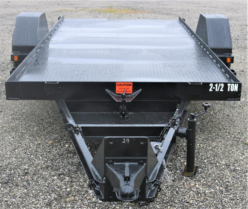 2021 Hudson Brothers HD12 Equipment Trailer
