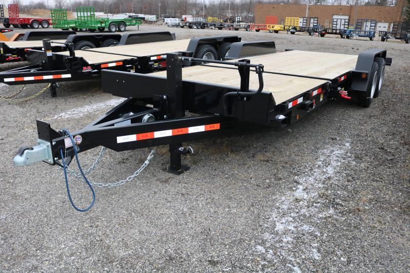 2020 B&B Trailers 22' Equipment Trailer