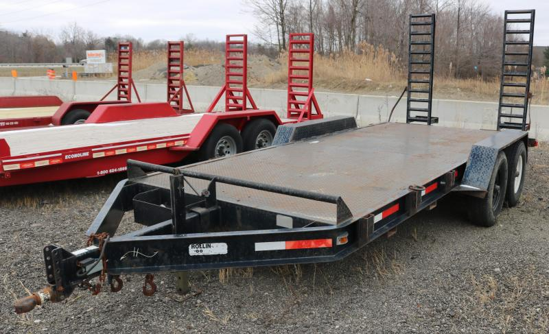 Rollin-S 20' Equipment Trailer