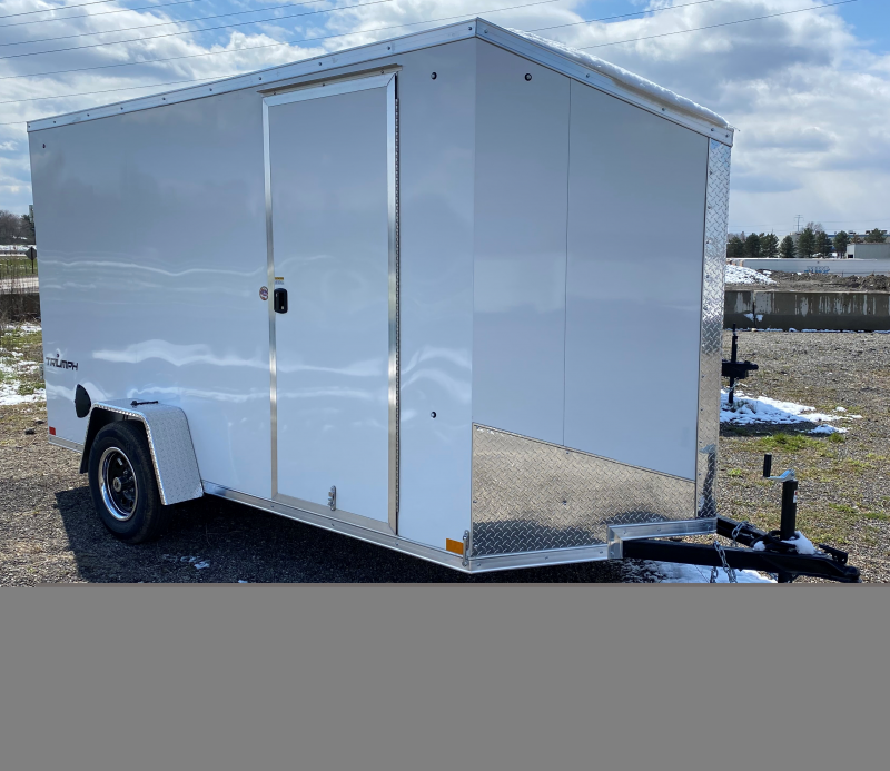2021 Formula Trailers 6X12 Enclosed Cargo Trailer