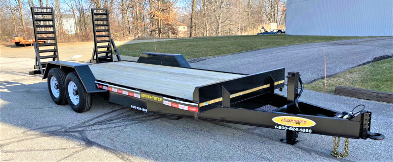 2020 Econoline AP0718DE Equipment Trailer
