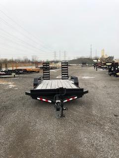 2016 Midsota 18' Equipment Trailer