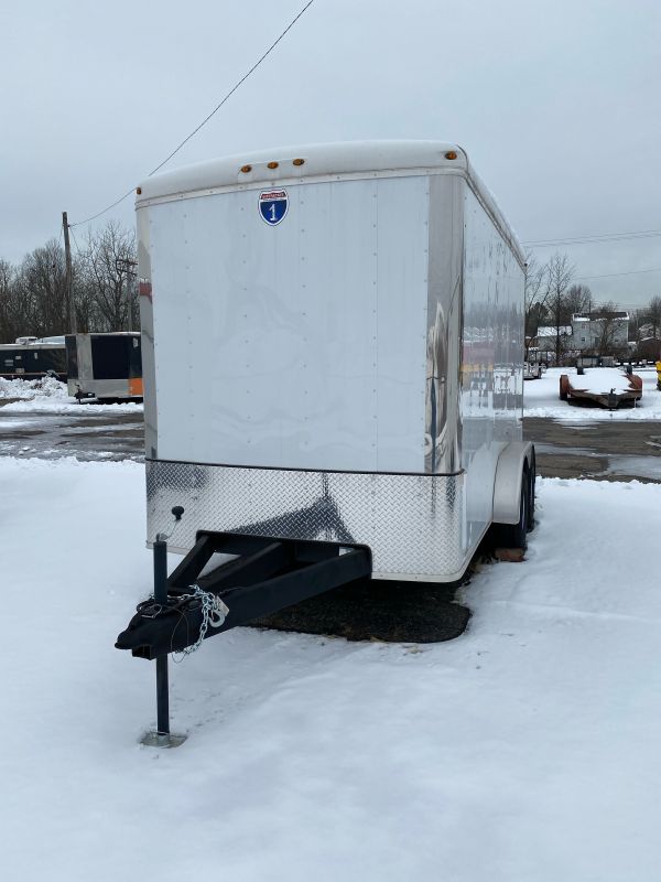 2019 Interstate One 7' x 14' Cargo Trailer