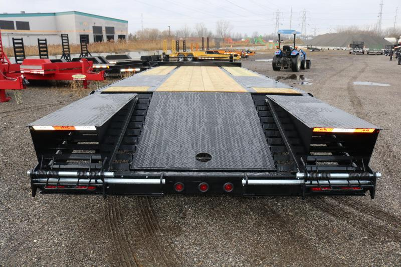 2020 B&B Trailers 25' Equipment Trailer