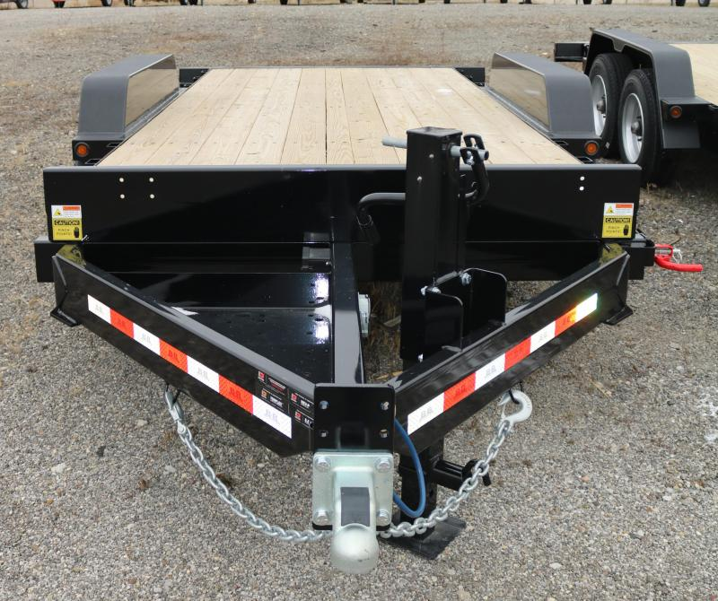 2020 B&B Trailers 18' Equipment Trailer