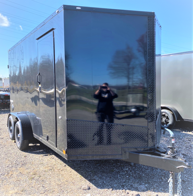 2020 Formula Trailers Triumph Slope Nose Cargo / Enclosed Trailer