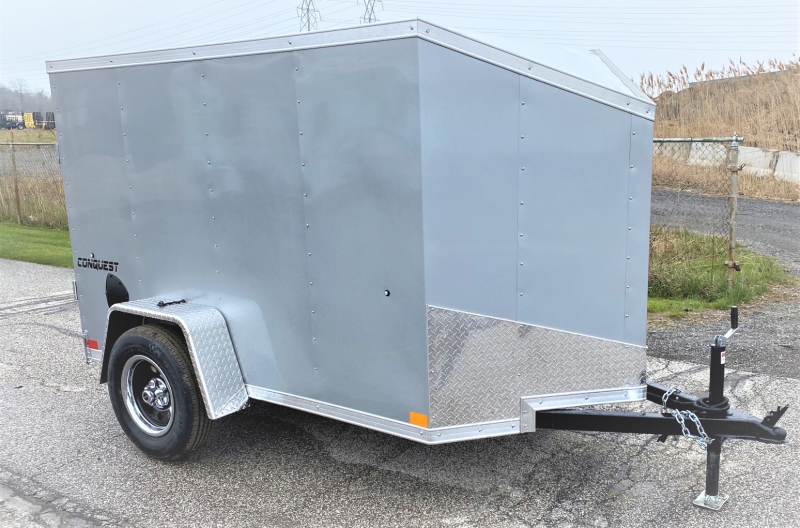 2021 Formula Trailers 5X8 Enclosed Cargo Trailer