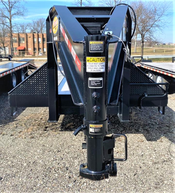 2019 Econoline DGG1025DE Equipment Trailer