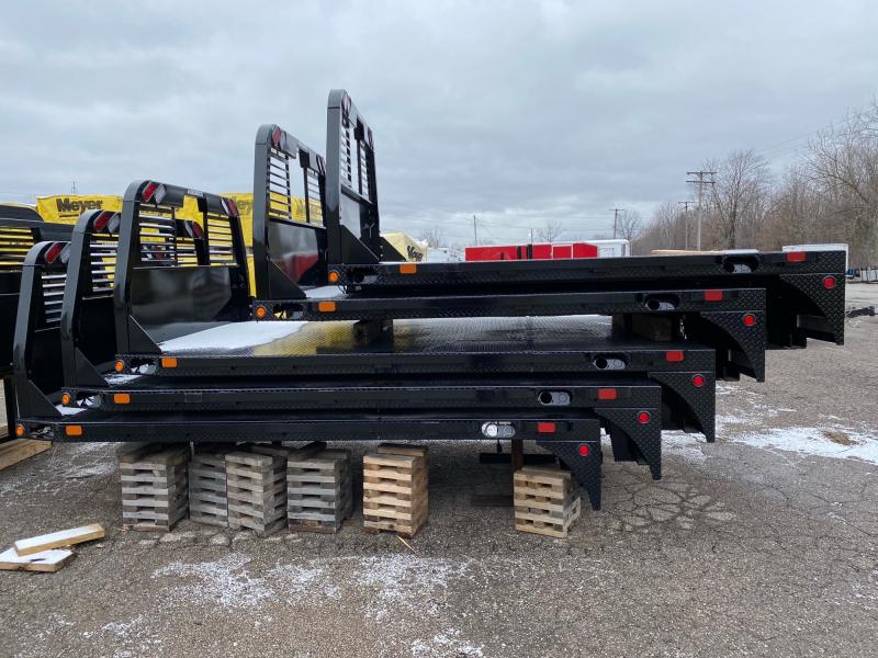 """2019 Bedrock 9'4""""x97"""" Truck Bed Trailer"""