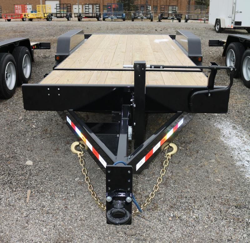 2020 B&B Trailers 20' Equipment Trailer