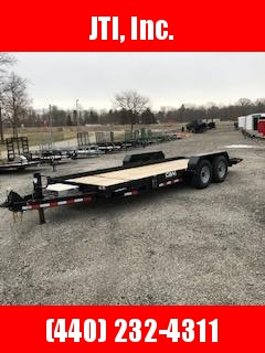 2019 CAM Superline 20' Equipment Trailer