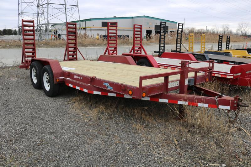 2007 Load Trail 22' Equipment Trailer
