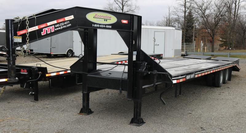 2018 Econoline 30' Equipment Trailer