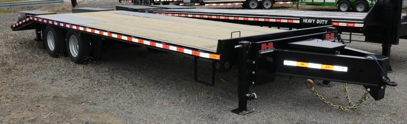 2020 B&B Trailers 27' Equipment Trailer