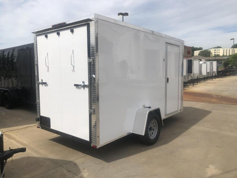 2019 Arising 6x12 Enclosed Cargo Trailer