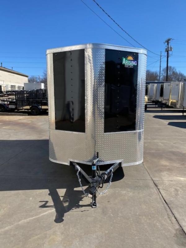 2020 Arising 6X10 Enclosed Cargo Trailer