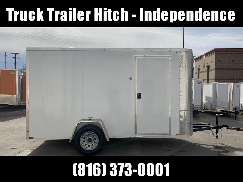 2020 Arising 6X12 Enclosed Cargo Trailer
