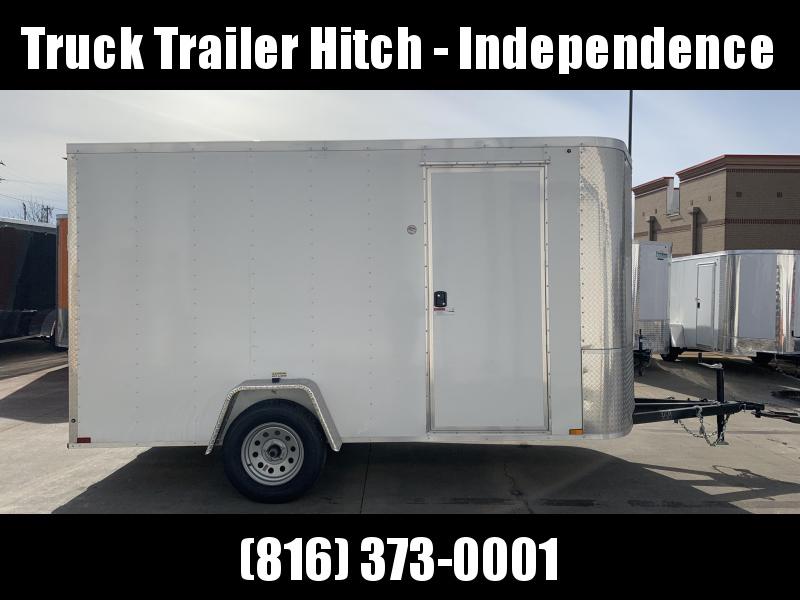 2020 Arising 6X12 Enclosed Cargo Trailer