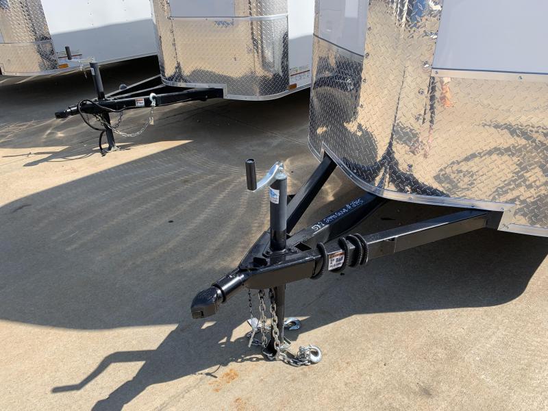 2019 Arising 5X8 Enclosed Cargo Trailer