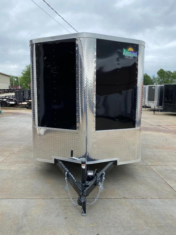 2020 Arising 7X14 Enclosed Cargo Trailer