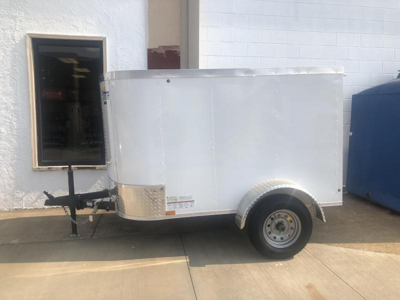 2019 Arising 4x6 Enclosed Trailer