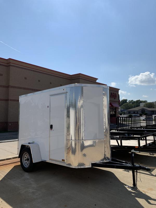 2019 Arising 5X8 Enclosed Cargo Trailer