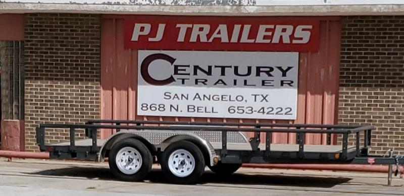 2019 PJ Trailers UL21632CSRK Utility Trailer